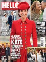 Hello! Magazine [United Kingdom] (25 March 2019)