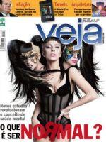 Veja Magazine [Brazil] (23 November 2011)