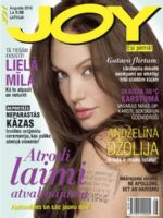 Joy Magazine [Latvia] (August 2010)