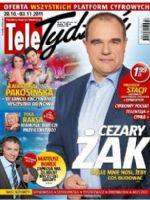 Tele Tydzień Magazine [Poland] (28 October 2011)