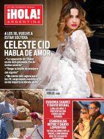 Hola! Magazine [Argentina] (19 August 2014)