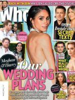 Who Magazine [Australia] (20 March 2017)