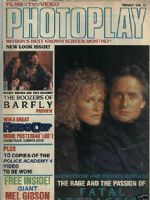 Photoplay Magazine [United Kingdom] (February 1988)