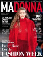 Madonna Magazine [Austria] (9 September 2017)