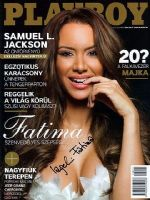 Playboy Magazine [Hungary] (December 2013)