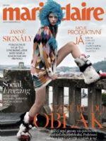 Marie Claire Magazine [Czech Republic] (September 2017)