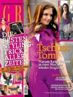 Grazia Magazine [Germany] (3 November 2011)