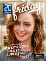 20 Minuten Friday Magazine [Switzerland] (15 June 2015)