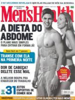 Men's Health Magazine [Brazil] (August 2008)