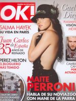OK! Magazine [Mexico] (November 2010)