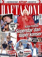 Haftasonu Magazine [Turkey] (31 August 2016)