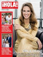 Hola! Magazine [Peru] (8 April 2015)