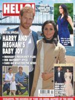 Hello! Magazine [United Kingdom] (29 October 2018)