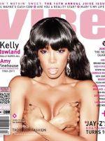 Vibe Magazine [United States] (August 2011)