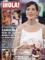 Hola! Magazine [Mexico] (8 April 2015)