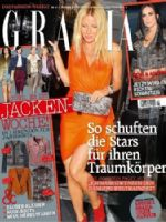 Grazia Magazine [Germany] (6 October 2011)