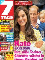 7 Tage Magazine [Germany] (9 May 2015)