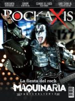 Rockaxis Magazine [Chile] (November 2012)