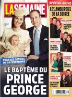 LA Semaine Magazine [Canada] (8 November 2013)