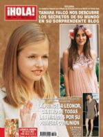 Hola! Magazine [Spain] (27 May 2015)