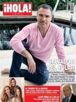 Hola! Magazine [Peru] (8 October 2014)