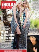 Hola! Magazine [Argentina] (14 April 2015)