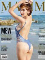 Maxim Magazine [Thailand] (May 2016)
