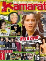 Kamaràt Magazine [Slovakia] (December 2014)