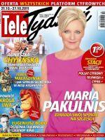 Tele Tydzień Magazine [Poland] (21 October 2011)