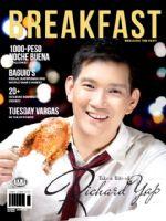 Breakfast Magazine [Philippines] (December 2012)
