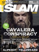 SLAM alternative music magazine Magazine [Germany] (December 2014)