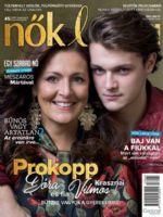 Nõk Lapja Magazine [Hungary] (8 November 2017)