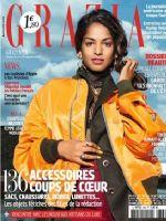 Grazia Magazine [France] (16 September 2016)