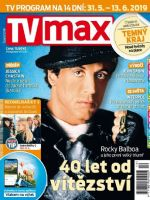 TV Max Magazine [Czech Republic] (31 May 2019)