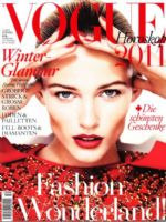 Vogue Magazine [Germany] (December 2010)