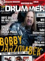 Top Drummer Magazine [Poland] (July 2011)