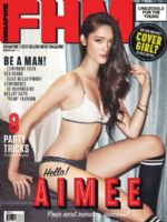 FHM Magazine [Singapore] (March 2015)
