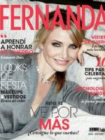 Fernanda Magazine [Mexico] (December 2014)
