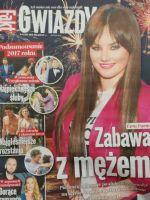 Gwiazdy Magazine [Poland] (29 December 2017)