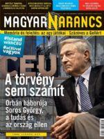 Magyar Narancs Magazine [Hungary] (1 November 2018)