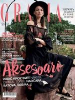 Grazia Magazine [Serbia] (April 2017)