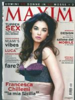 Maxim Magazine [Italy] (April 2013)