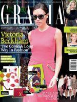 Grazia Magazine [Bahrain] (September 2014)