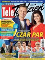 Tele Tydzień Magazine [Poland] (27 September 2019)