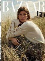 Harper's Bazaar Magazine [United Kingdom] (July 2017)