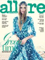 Allure Magazine [South Korea] (April 2015)