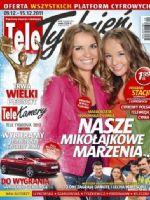 Tele Tydzień Magazine [Poland] (9 December 2011)