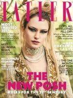 Tatler Magazine [United Kingdom] (April 2017)