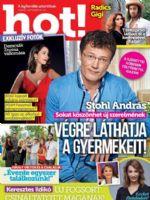 HOT! Magazine [Hungary] (20 September 2018)