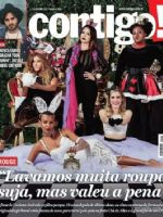 Contigo! Magazine [Brazil] (16 October 2017)